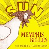Border Music Norway AS Memphis Belles - The Women Of Sun Records