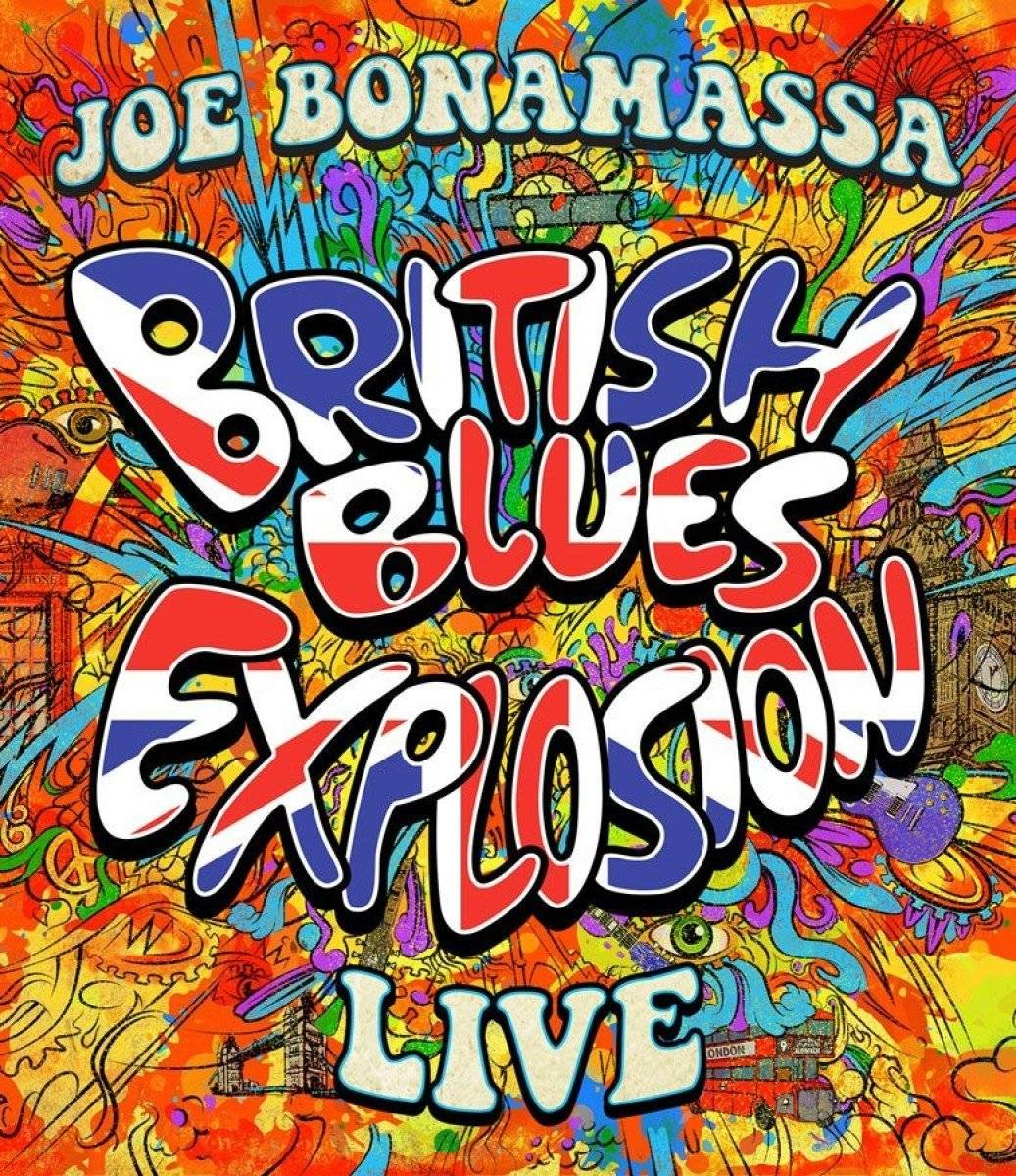 Joe Bonamassa - British Blues Explosion Live