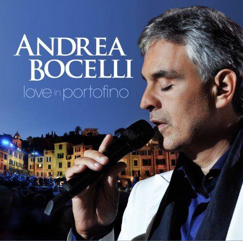 AEC Andrea Bocelli - Love In Portofino (m/DVD)