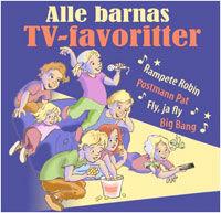 Alle Barnas TV-Favoritter