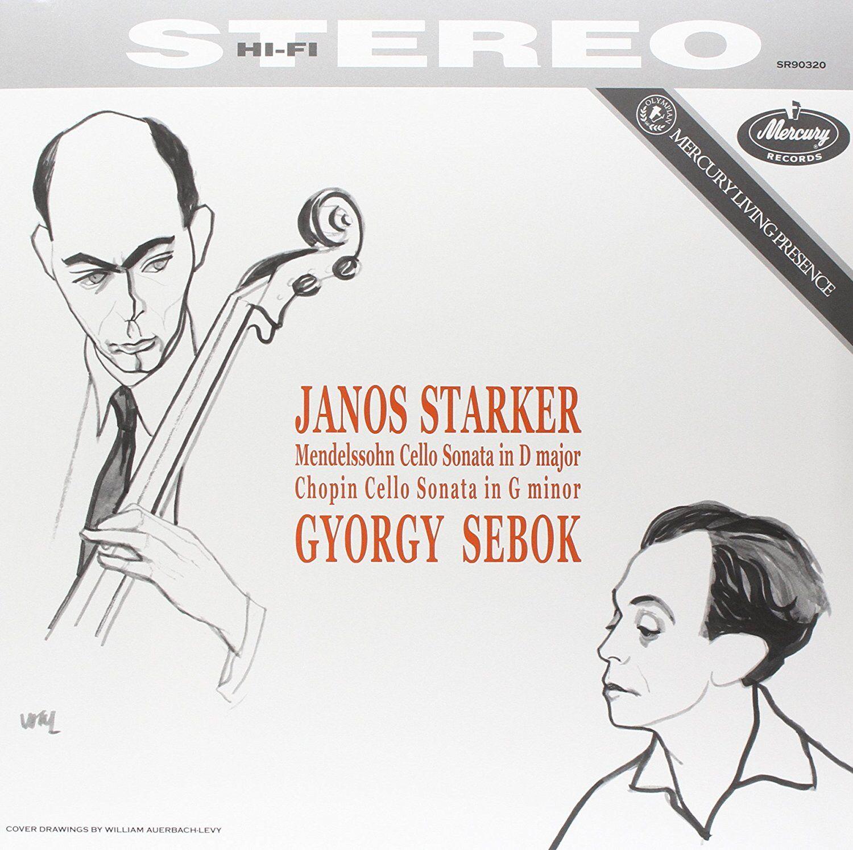 Mendelssohn / Chopin: Cello Sonatas (Speakers Corner)