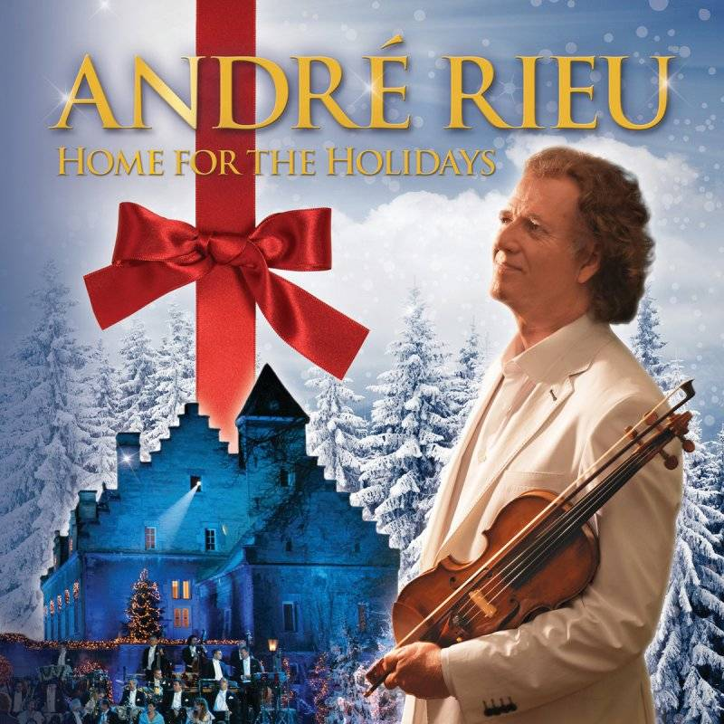 André Rieu - Home For The Holidays (USA-import)