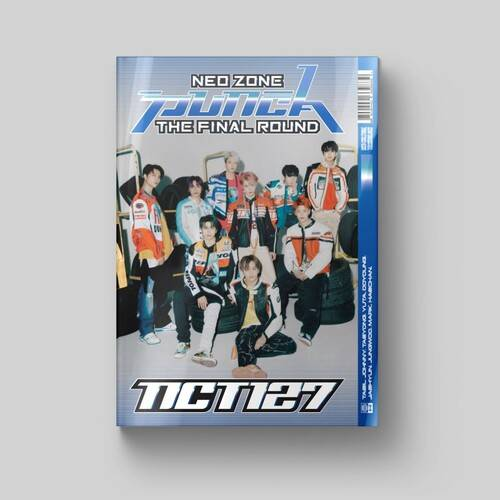 The 2nd Album Repackage 'NCT #127 Neo Zone: The Final Round' [1st PLAYER Ver.] (USA-import)