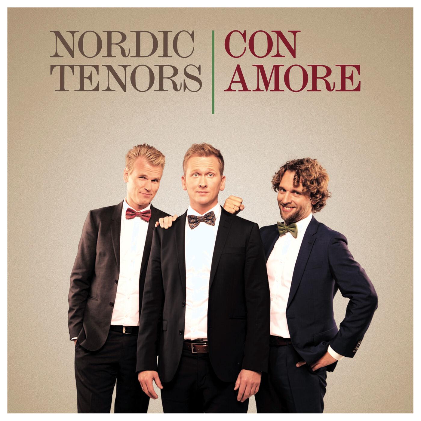 Nordic Tenors - Con Amore