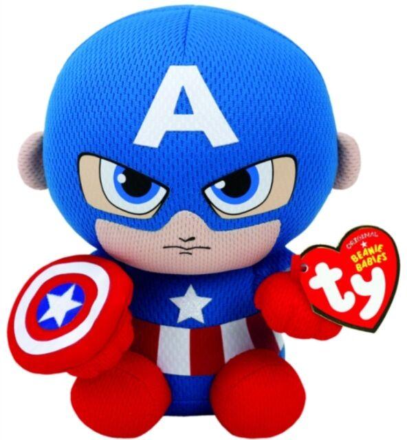 Captain America Marvel - 15 CM (UK-import)