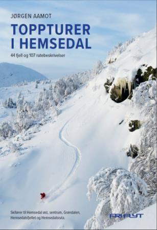 Toppturer i Hemsedal - 44 fjell og 107 rutebeskrivelser