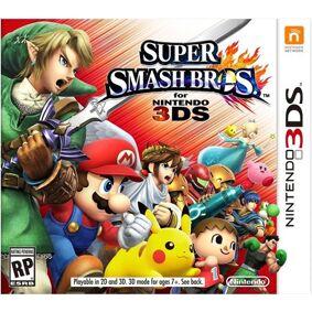 Nintendo Super Smash Bros. for 3DS