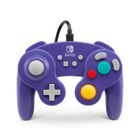 Nintendo Switch Gamecube Style Controller - Lilla