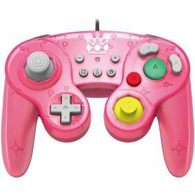 Nintendo Hori Smash Bros Gamepad  Peach