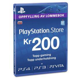 PSN Livecard 200kr