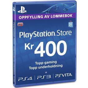 PSN Livecard 400kr