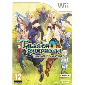 Nintendo Tales Of Symphonia: Dawn Of The New World