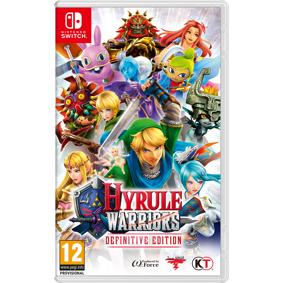 Nintendo Hyrule Warriors: Definitive Edition