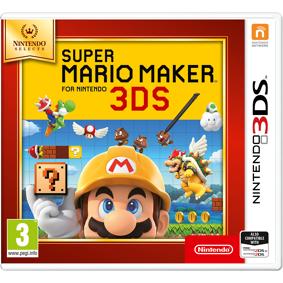 Nintendo Super Mario Maker 3DS - Nintendo Selects