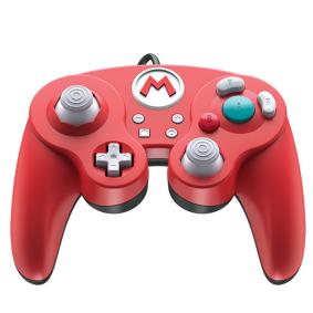 Nintendo Switch - Gamecube Smash Pad - Mario