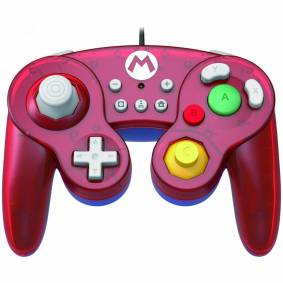 Nintendo Hori Smash Bros Gamepad  Mario