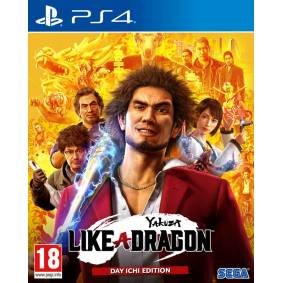 Dragon Yakuza: Like a Dragon (Day Ichi Edition)