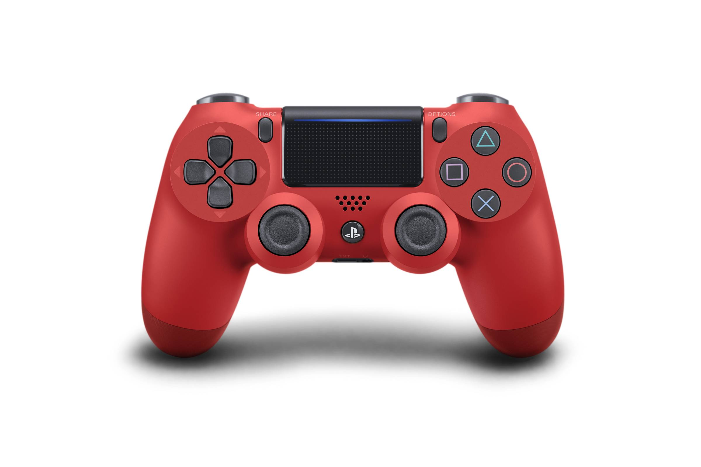 Sony Dualshock 4 Controller V2 - Rød