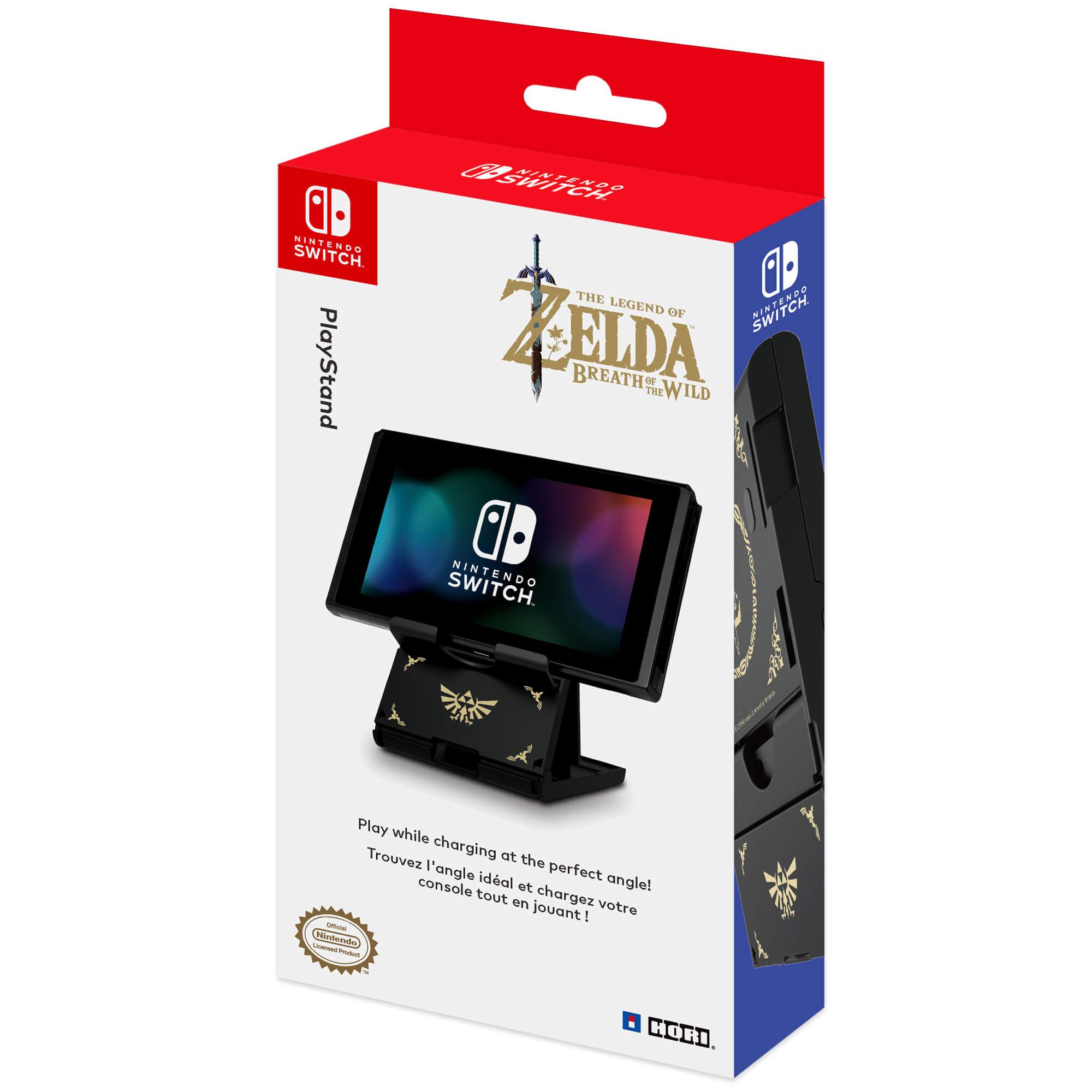 Nintendo Hori Zelda Playstand