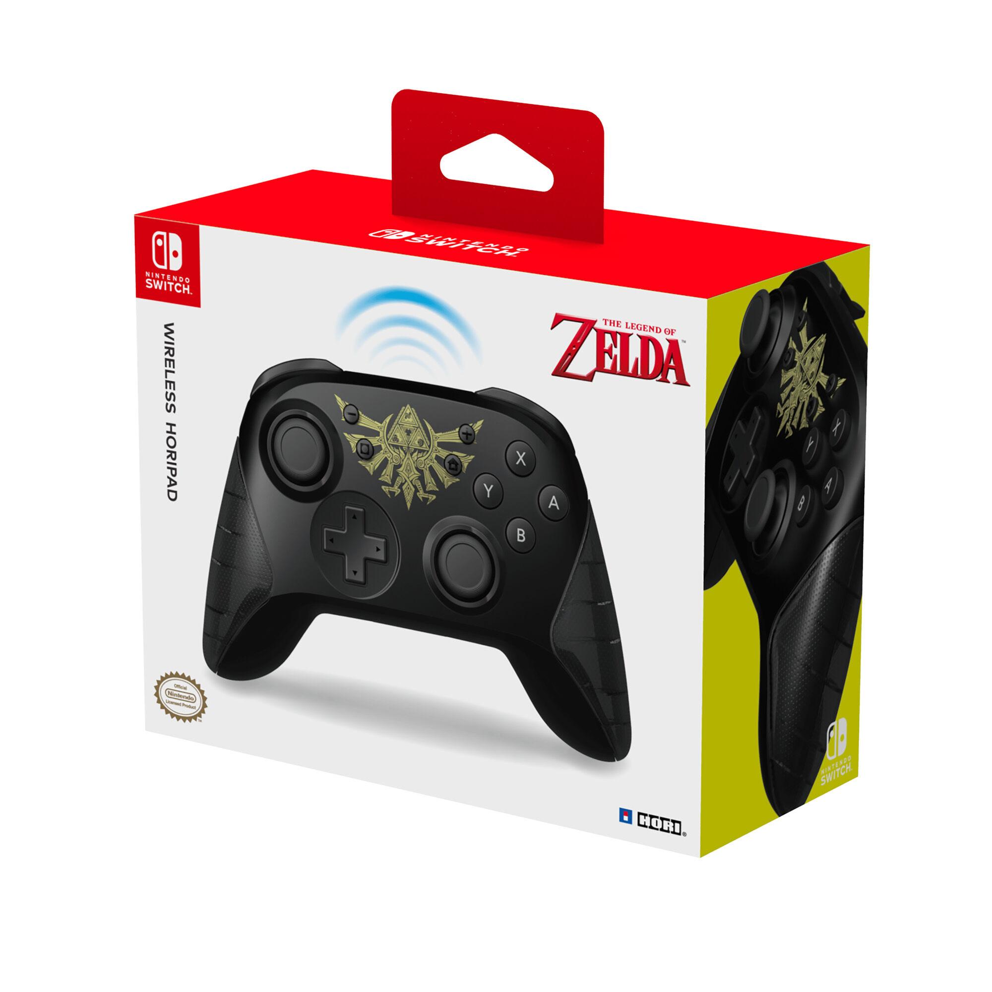 Nintendo Hori Zelda Trådløs Pro Controller