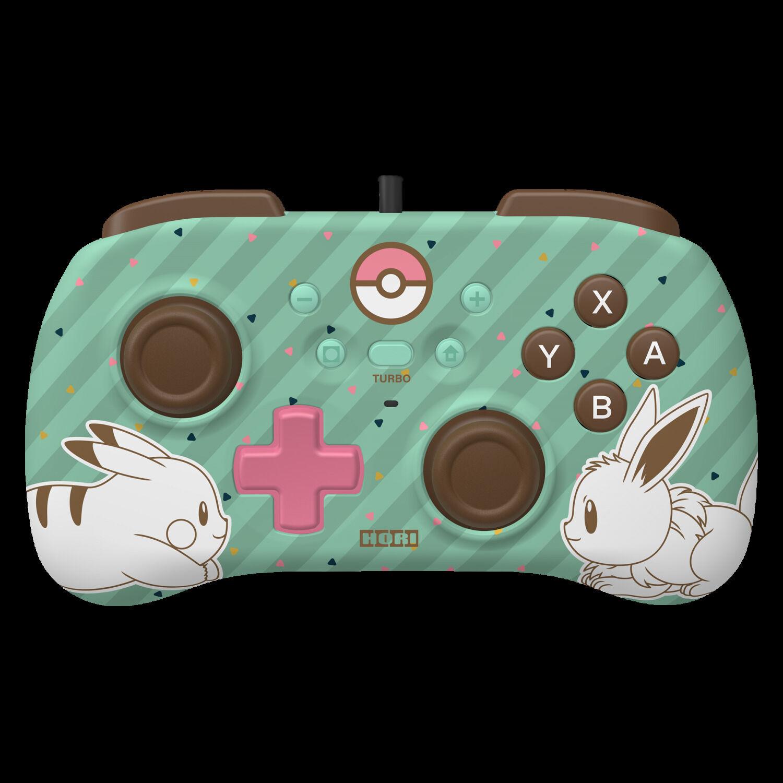 Nintendo Hori Horipad Mini (Pikachu & Eevee)
