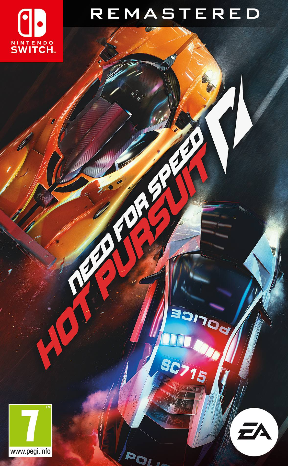 Nintendo Need For Speed Hot Pursuit - Remastered