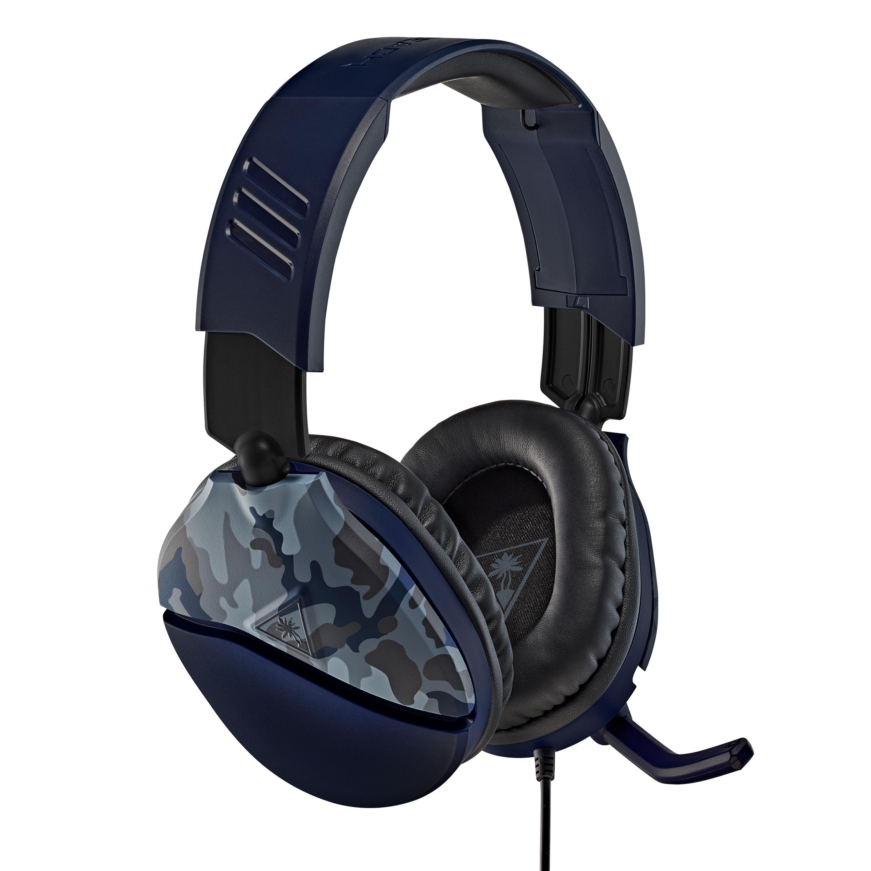 Turtle Beach Recon 70 - Blå Camo - Gaming Headset