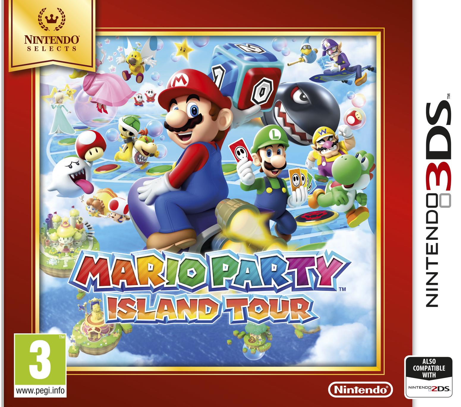 Nintendo Mario Party: Island Tour - Nintendo Selects