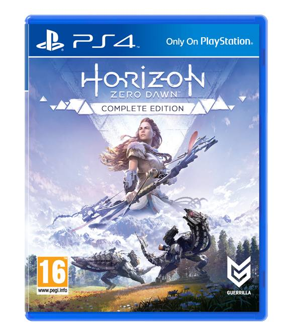 Horizon Zero Dawn - Complete Edition - Playstation HITS
