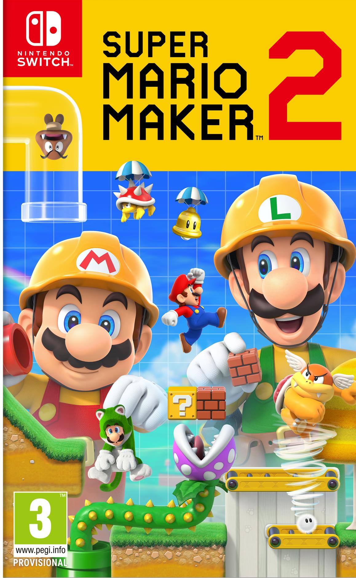 Nintendo Super Mario Maker 2
