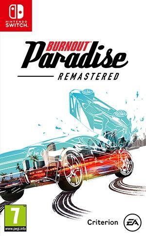 Nintendo Burnout Paradise - Remastered