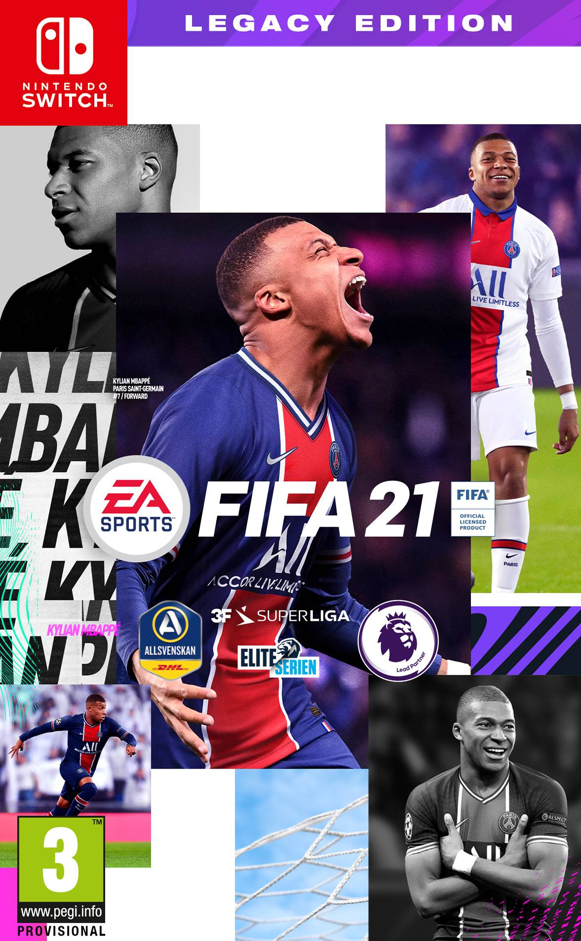 Nintendo FIFA 21 Legacy Edition