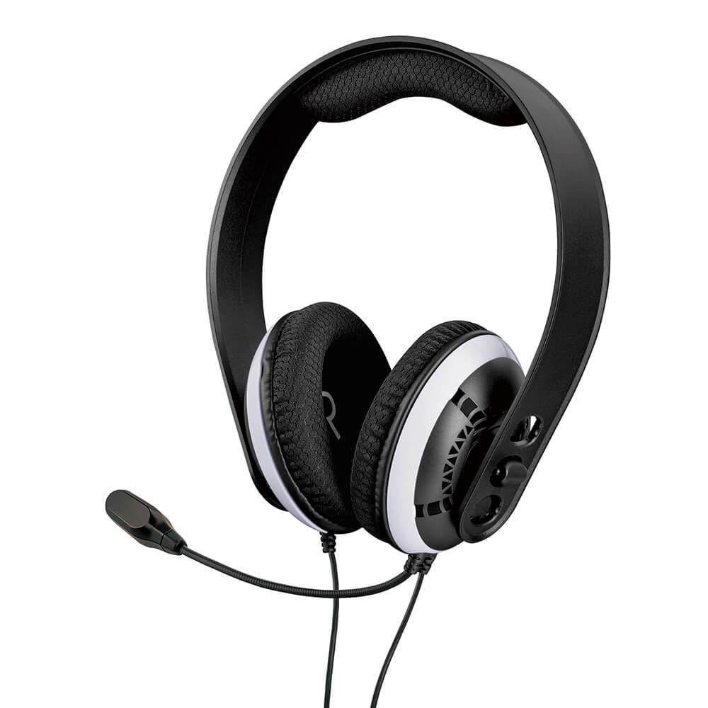 Raptor Gaming Headset PS5 - Svart