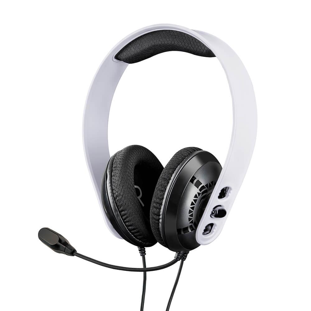 Raptor Gaming Headset PS5 - Hvit