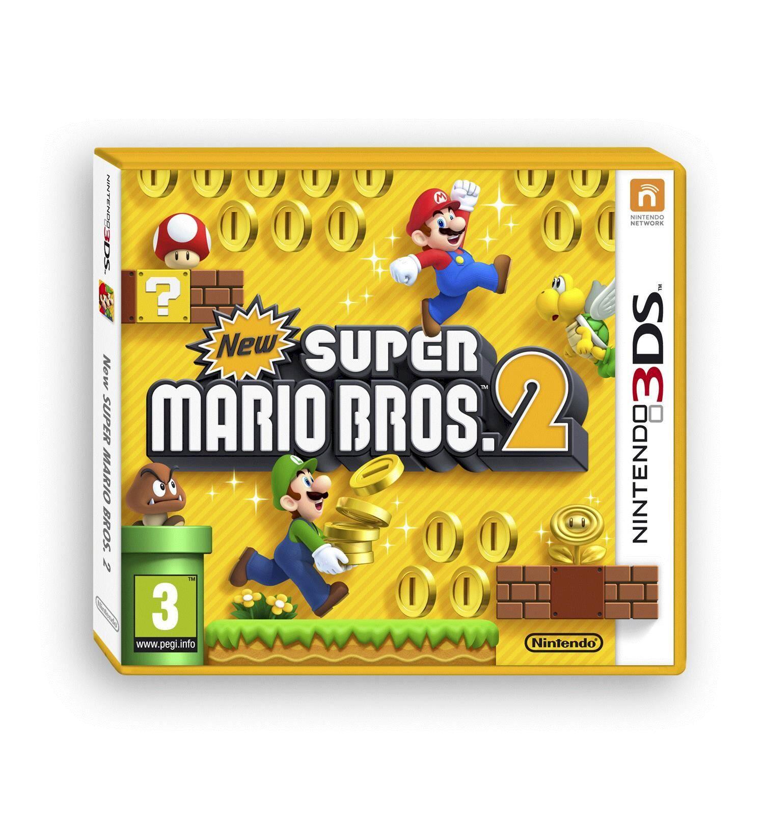 Nintendo New Super Mario Bros. 2