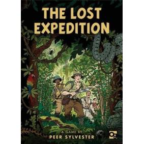 The Lost Expedition - A game of survival in the Amazon