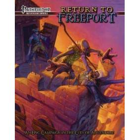 Return to Freeport - An Adventure Series for the Pathfinder RPG