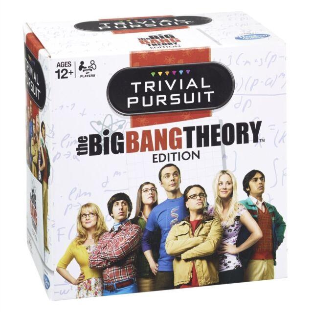 Big Bang Theory Trivial Pursuit - Bite Size Edition (UK-import)