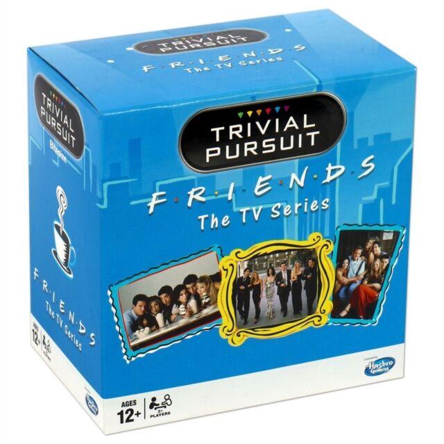 Friends Trivial Pursuit - Bite Size Edition