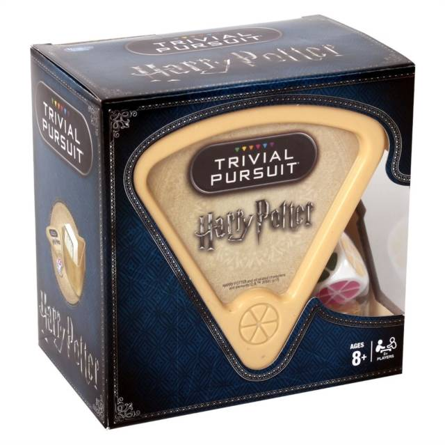 HP - Harry Potter Trivial Pursuit Bite Size Board Game