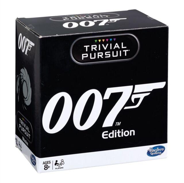 James Bond Trivial Pursuit Bite Size Edition