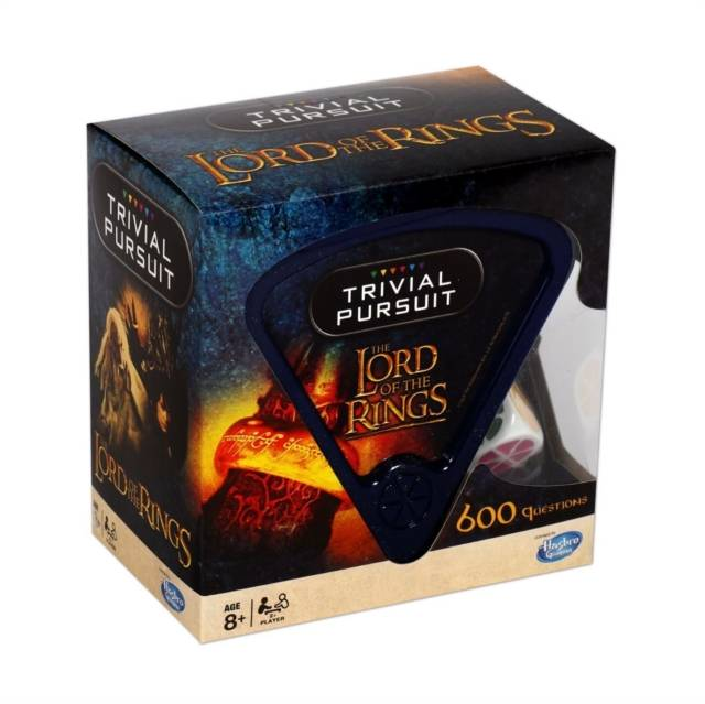 Lord Of The Rings Trivial Pursuit - Bite Size Edition