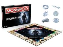 Uncharted Monopoly Board Game (UK-import)