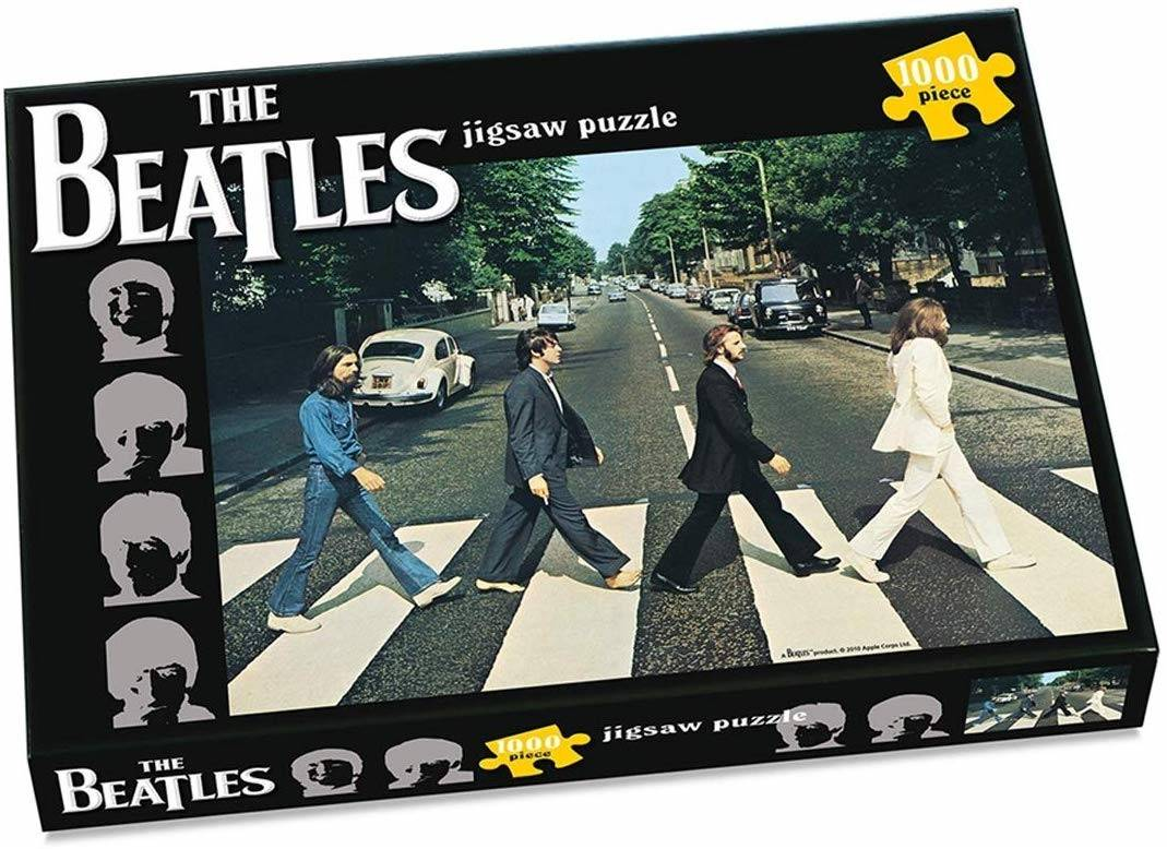 Abbey Road - 1000 Piece Jigsaw Puzzle (USA-import)