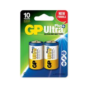 GPBM Nordic Gp Ultra Plus C-Batteri, 2-Pakk