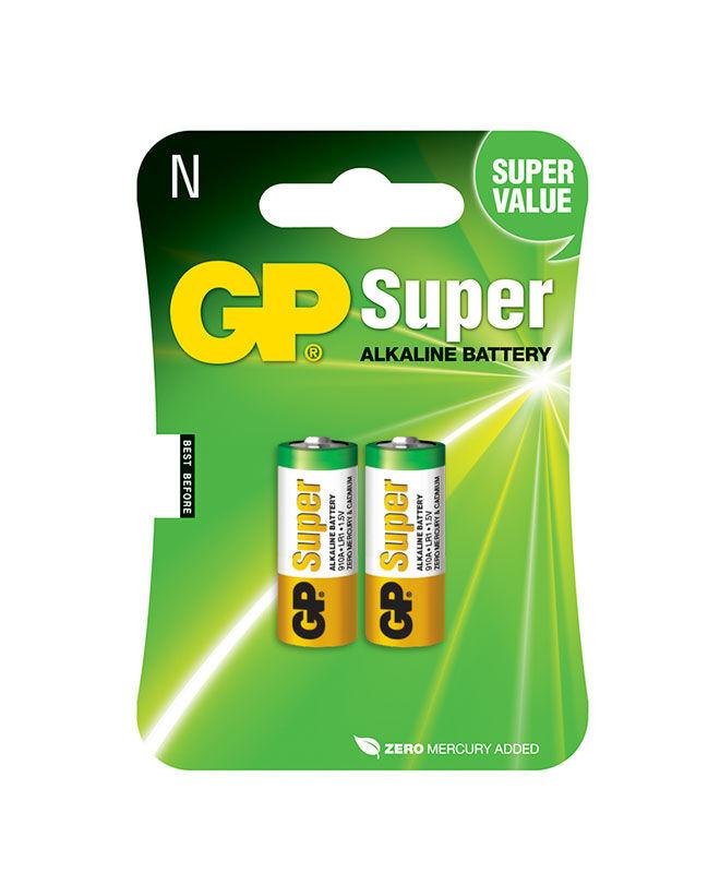 GPBM Nordic Gp Super Lr1/n-Batteri, 2 Pakk