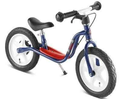 Puky Løpesykkel Puky med håndbremse, blå - Puky LR 1 BR4038