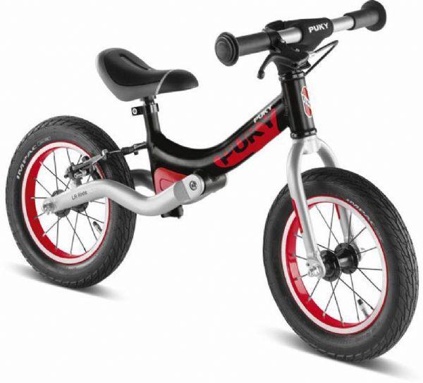 Puky Running bike Black - Løpesykkel LR Ride 4080