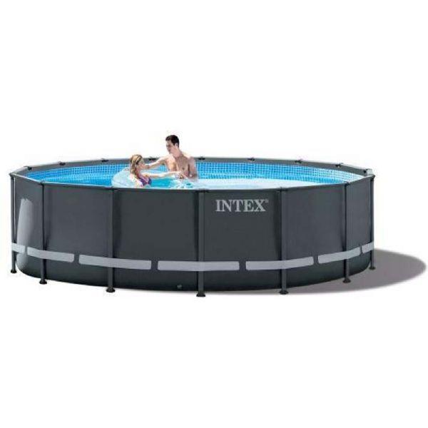 Intex Basseng Ultra XTR Frame 19.156 - Intex Pool og badeutstyr 26326