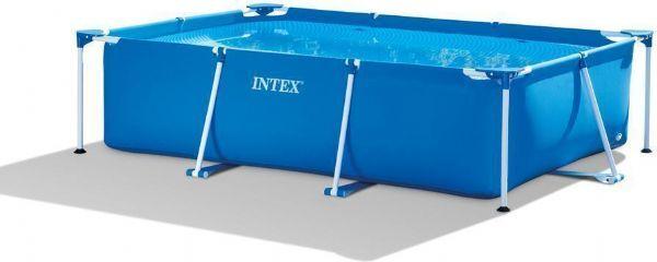 Intex Basseng Galvanisert Ramme 3.834 Liter - Intex svømmebasseng
